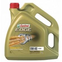 Castrol EDGE FST 0W40 4 L