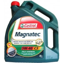 Castrol Magnatec C3 5W40 5 L