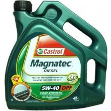 Castrol Magnatec Diesel DPF 5W40 4 L