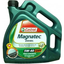 Castrol Magnatec Diesel DPF 5W40 5 L
