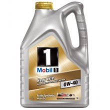 Mobil 1 New Life 0W40 5L