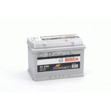 BOSCH S5008  77Ah 780A (EN) 278x175x190 12V