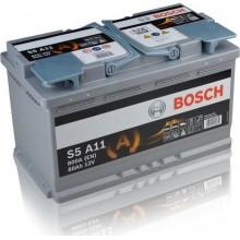 BOSCH S5A11 80Ah 800A (EN) 315x175x190 12V