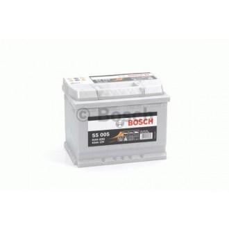 BOSCH S5005  63Ah 610A (EN) 242x175x190 12V