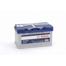 BOSCH S4010  80Ah 740A (EN) 315x175x175 12V