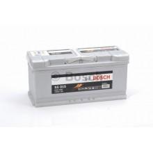 BOSCH S5015 110Ah 920A (EN) 393x175x190 12V