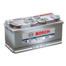BOSCH S6015 105Ah 950A (EN) 393x175x190 12V