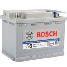 BOSCH S6005 60Ah 680A (EN) 242x175x190 12V