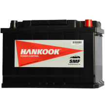 HANKOOK MF57412 74Ah 680A (EN) 277x174x190 12V