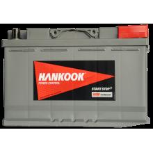 HANKOOK SA58020 80Ah 800A (EN) 314x174x190 12V