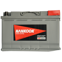 HANKOOK SA57020 70Ah 760A (EN) 277x174x190 12V