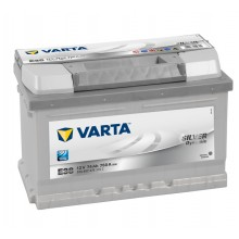 VARTA 574402075 SILVER 74Ah 750A (EN) 278x175x175 12V