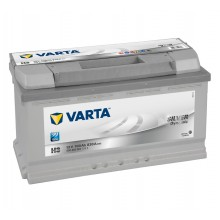 VARTA 600402083 SILVER 100Ah 830A (EN) 353x175x190 12V
