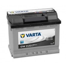 VARTA 556400048 BLACK 56Ah 480A (EN) 242x175x190 12V