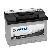 VARTA 570409064 BLACK 70Ah 640A (EN) 278x175x190 12V