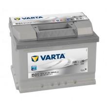VARTA 561400060 SILVER 61Ah 600A (EN) 242x175x175 12V