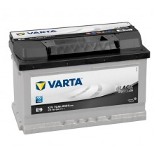 VARTA 570144064 BLACK 70Ah 640A (EN) 278x175x175 12V