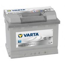 VARTA 563401061 SILVER 63Ah 610A (EN) 242x175x190 12V