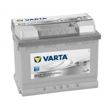 VARTA 563400061 SILVER 63Ah 610A (EN) 242x175x190 12V